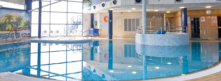 Swimming Pool | The Bay Hotel, Fife, Scotland