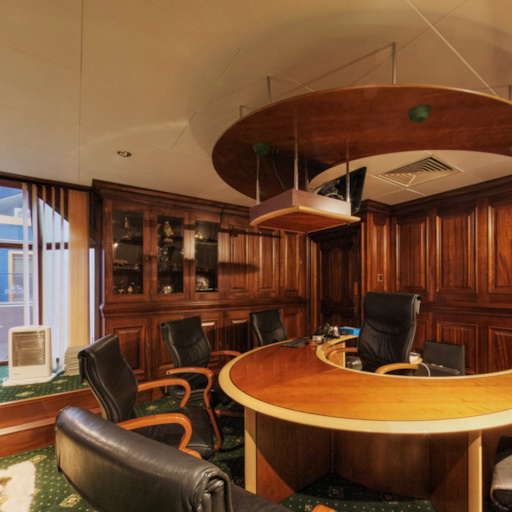 Take a virtual tour of our The Boardroom Suite