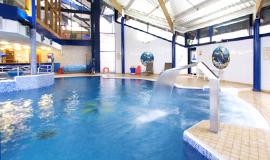 Virtual tours leisure centre the bay hotel fife scotland - Hotels with swimming pools in scotland ...