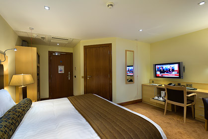 Deluxe Bedroom Disabled Access The Bay Hotel Fife